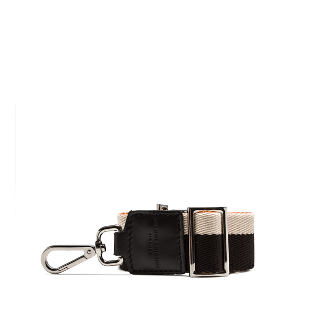 GIANNI CHIARINI DOUBLE SHOULDER STRAP