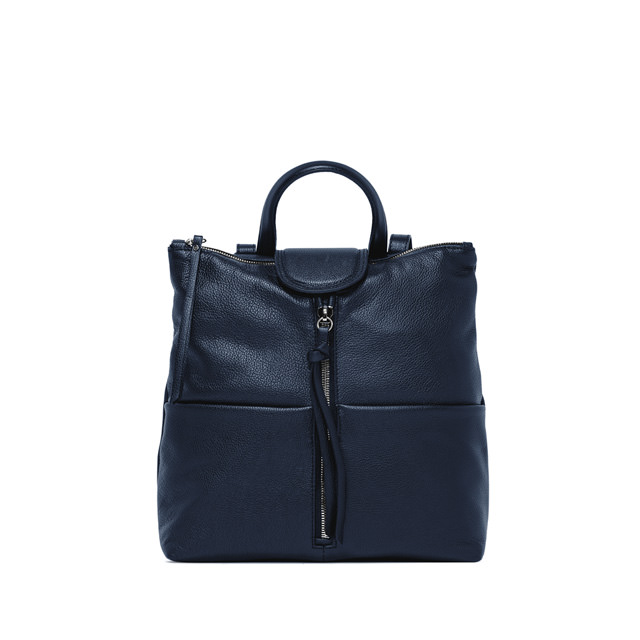 GIANNI CHIARINI ZAINO  GIADA  MEDIUM  BLU