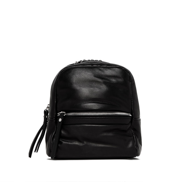 GIANNI CHIARINI ZAINO BRIDGET MEDIUM NERO