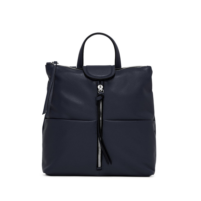GIANNI CHIARINI: MEDIUM SIZE GIADA BACKPACK COLOR BLUE