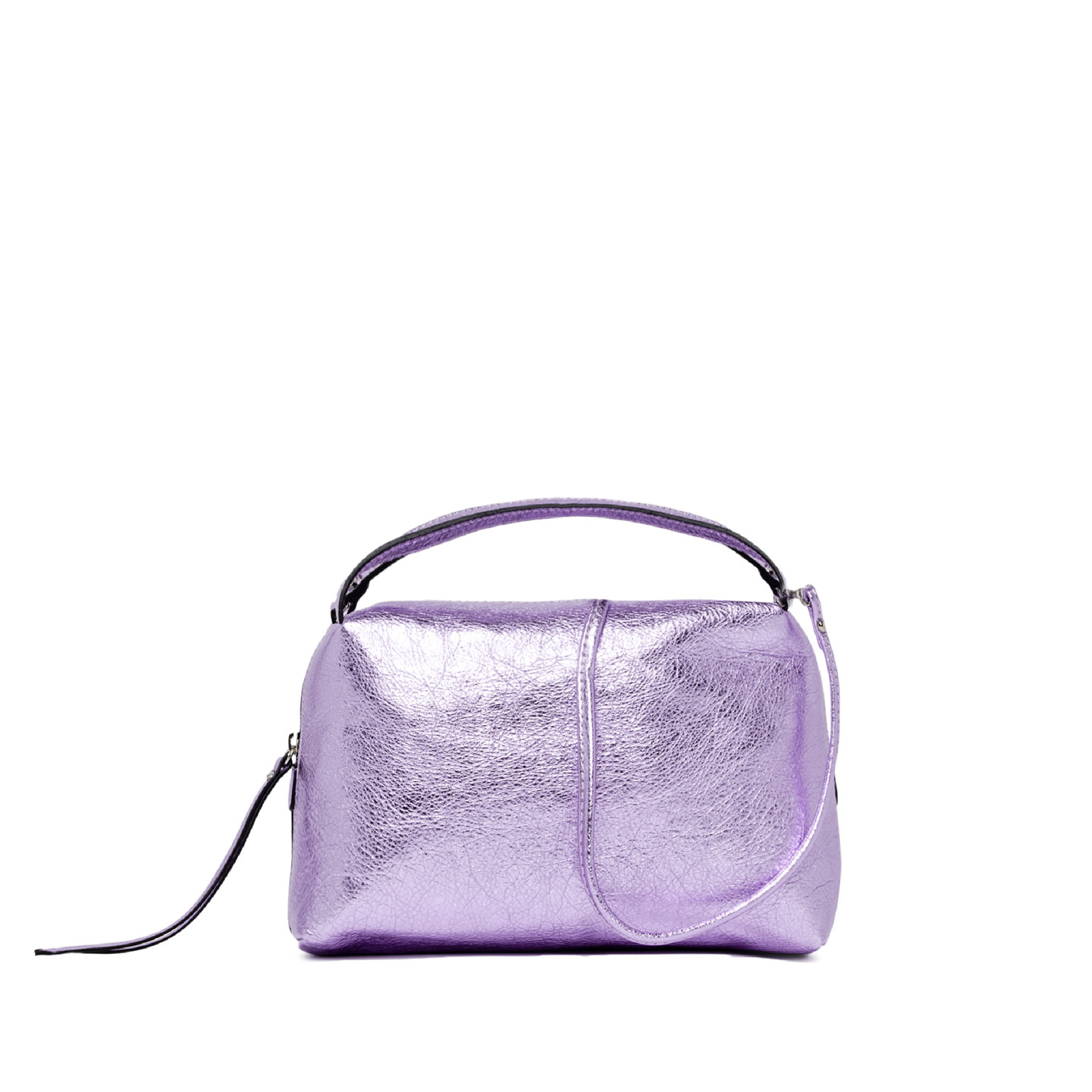 GIANNI CHIARINI: ALIFA MEDIUM LILAC MINI BAG